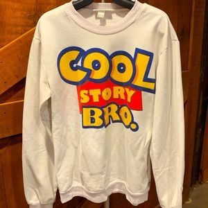 Disney's Toy Story Themed Sweatshirt